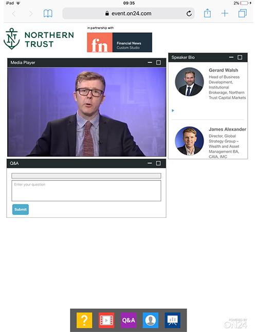 Financial New Screenshot